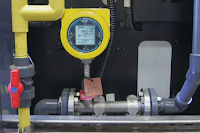 ST100L Flow Meter