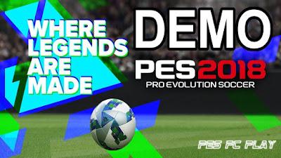 הדמו של PES 2018 ייצא בשבוע הבא ויכלול הרבה קבוצות