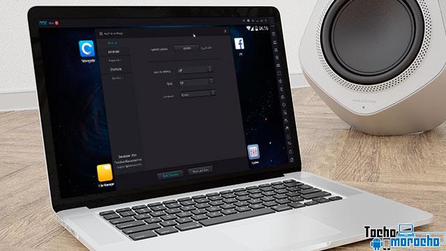 Instalar y configurar emulador Nox App Player