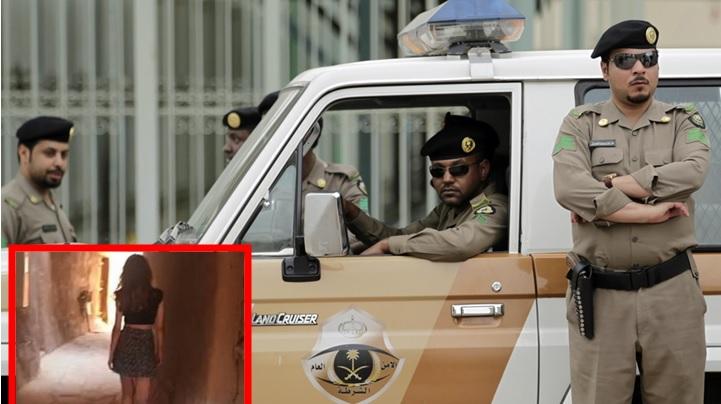 polisi Arab Saudi tangkap wanita berok mini