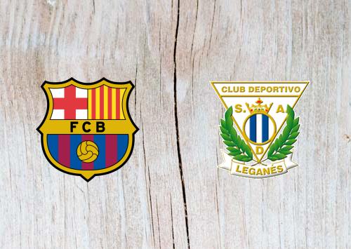 Barcelona vs Leganes Full Match & Highlights 20 January 2019