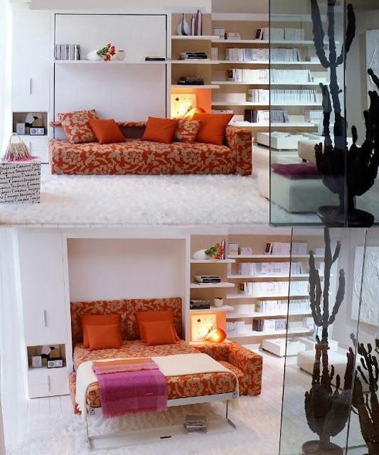 จัดห้องนอนขนาดเล็ก