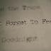 [Chuyện có thật] Tôi tìm được một danh sách mà trước giờ tôi chưa từng nhìn thấy trong bếp. Chữ lại còn là chữ của tôi