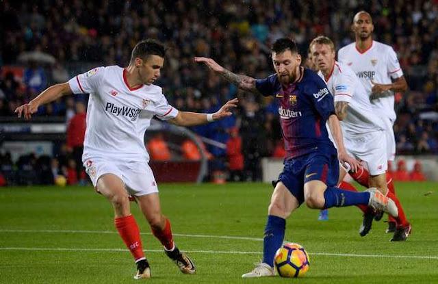 Prediksi Sevilla vs Barcelona Liga Spanyol