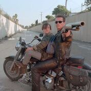 TERMINATOR 2: JUDGMENT DAY 3D movie still