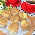 Biscoff Swirl Cupcakes
