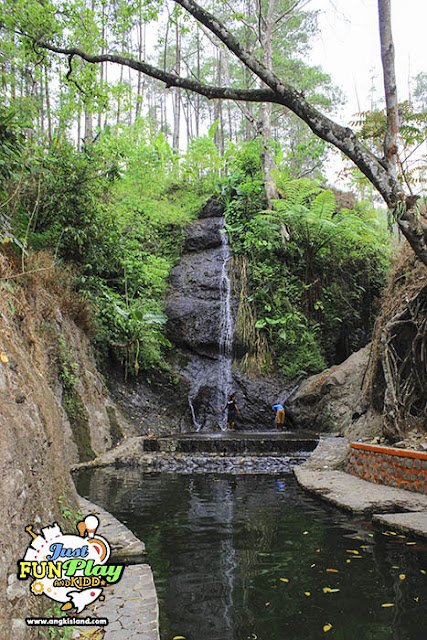 air terjun merambat