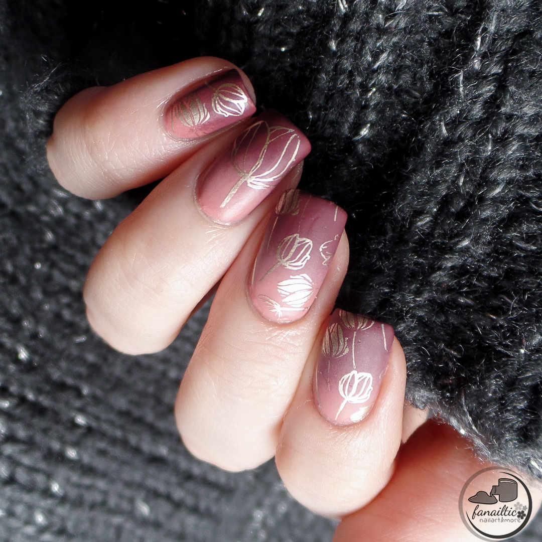essie angora cardi + eternal optimist