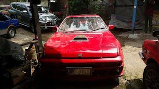 BUKALAPAK MOBKAS LAWAS : Honda Prelude 1989 - BOGOR