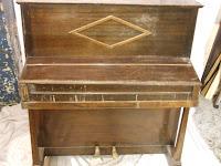 Piano restorer Cornwall