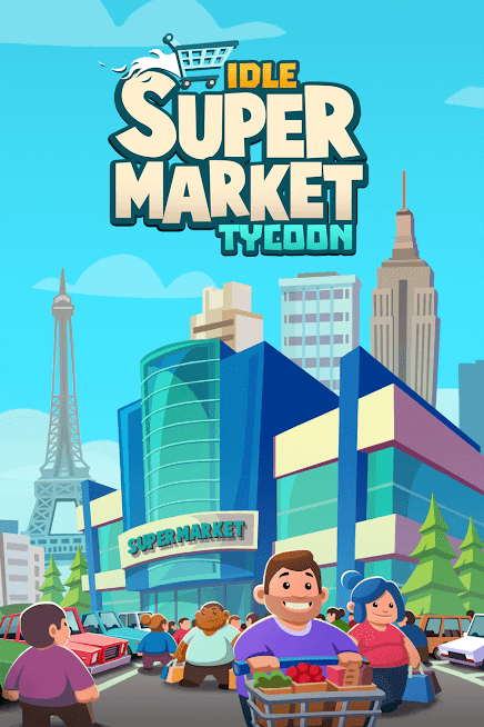 Baixar Idle Supermarket Tycoon - Tiny Shop Game v 2.3.1 apk mod DINHEIRO