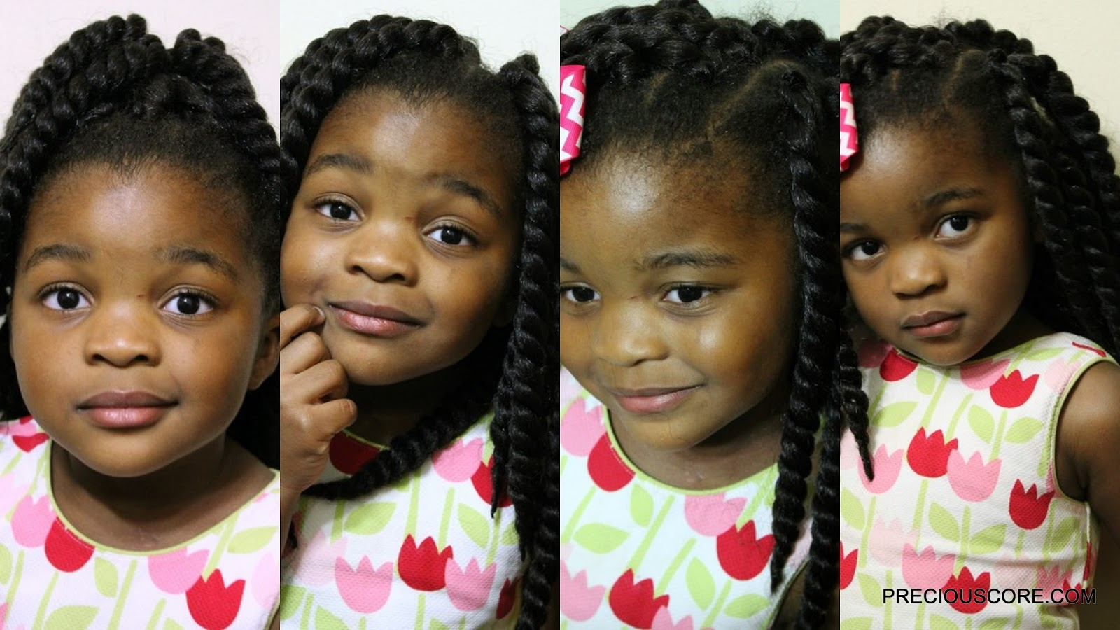 HOW TO DO CROCHET BRAIDS FOR KIDS