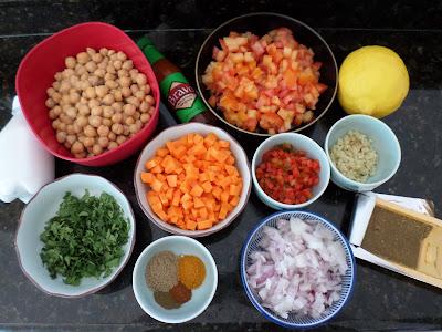 como fazer curry