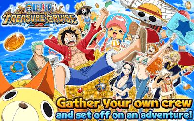 One Piece Treasure Cruise Mod Apk v4.0.0 (Mega Mod)1