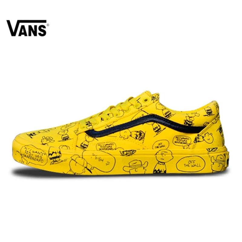snoopy vans zapatillas