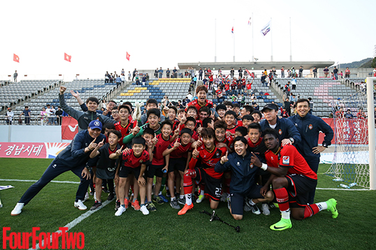 K League Challenge Review: Gyeongnam FC 3-0 Seoul E Land