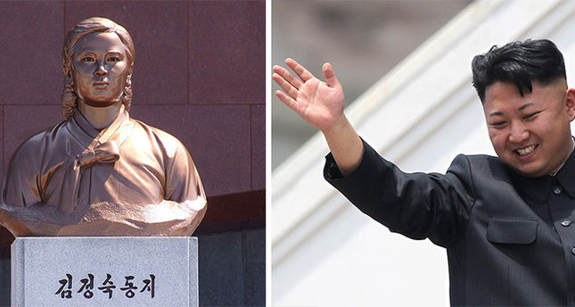 زعيم كوريا الشمالية يدعو شعبه لنسيان المسيح وعبادة جدّته