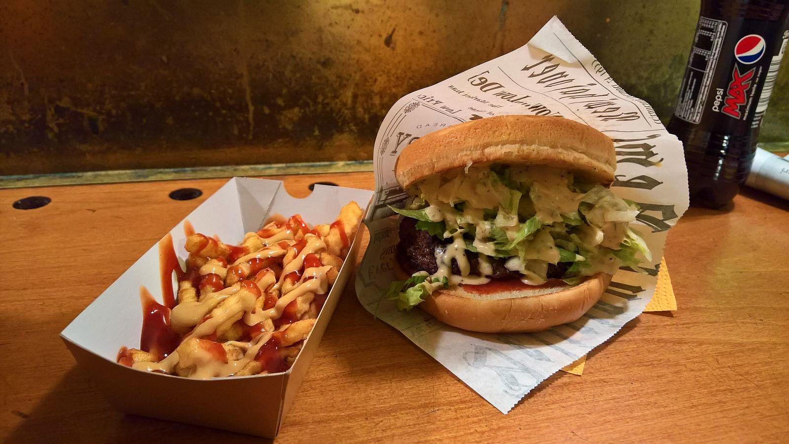 Jyväskylä hampurilaistesti hampurilainen burger mallaspulla ruokablogi grilli 21 lounaispuisto