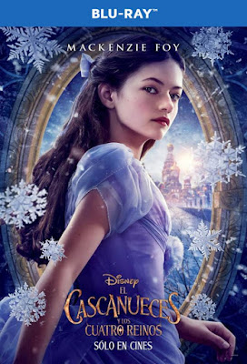 The Nutcracker And The Four Realms 2018 BD25 Latino
