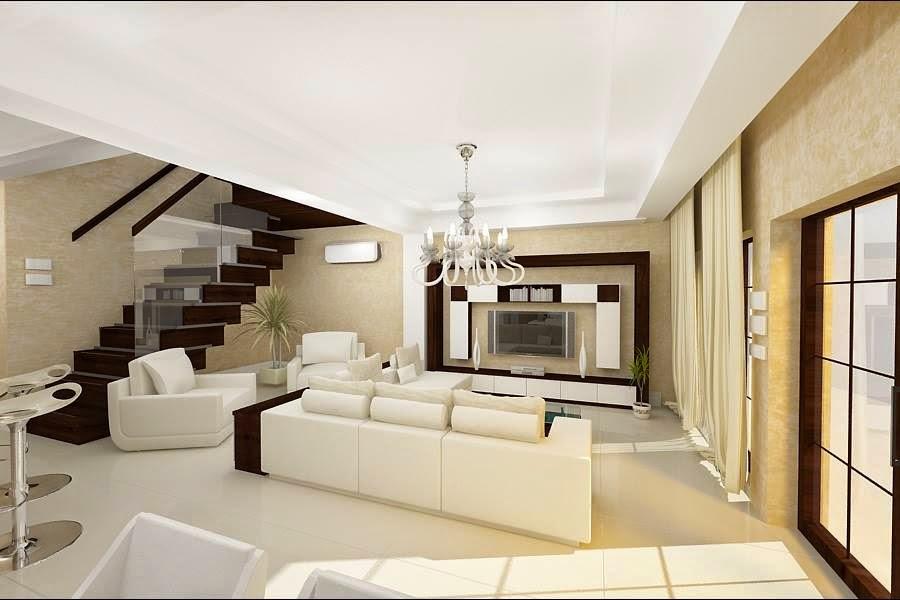 Portofoliu design interior case vile stil modern - Firma design interior Constanta, Cernavoda.