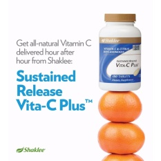 Vitamin C Shaklee Untuk Kulit