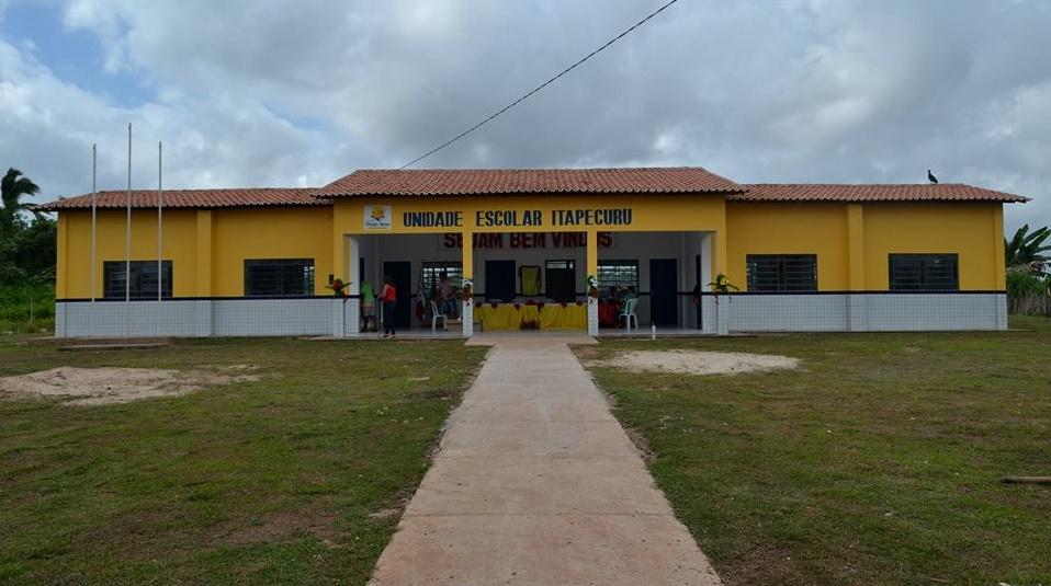 Resultado de imagem para municipio de Olinda Nova do Maranhão