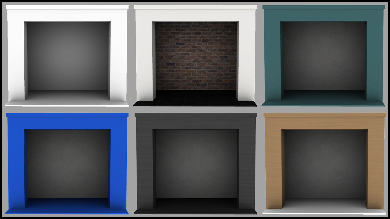 Download Sims 4 Pose Fireplace Wall Cutout Request