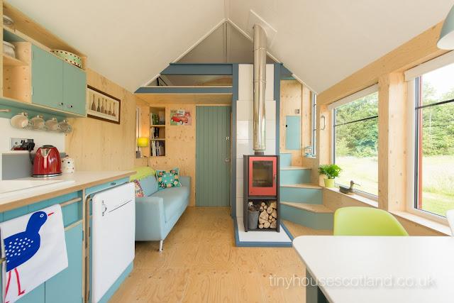 NestHouse by Tiny House Scotland