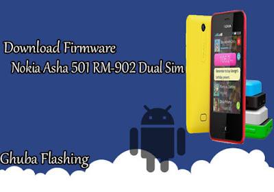 Bi Only yang sanggup anda gunakan untuk memperbaiki aneka macam kerusakan yang disebabkan oleh  Download Firmware Nokia Asha 501 RM-902 Dual Sim Version 14.0.6 Bi Only