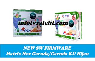 Matrix Nex Garuda/Garuda KU Hijau New SW Firmware