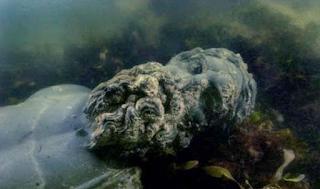 Μία Ελλάδα στον Νείλο: Εντυπωσιακά ευρήματα βυθισμένα στα νερά