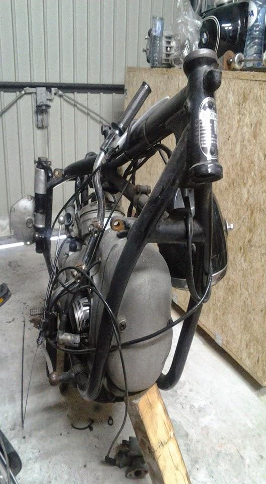 Motor Bmw R51 Dijual