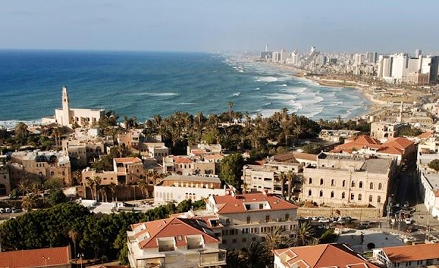 Israel  uma terra sagrada coberta por uma impactante aura espiritual