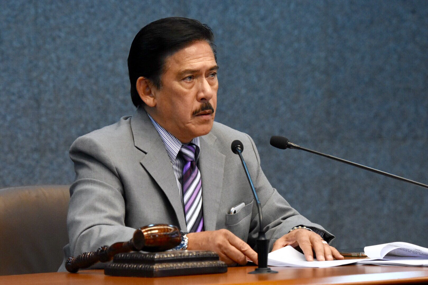 An open letter to Sen Sotto Masyado nyong nasalbahe ang tatay ko  The Daily Sentry