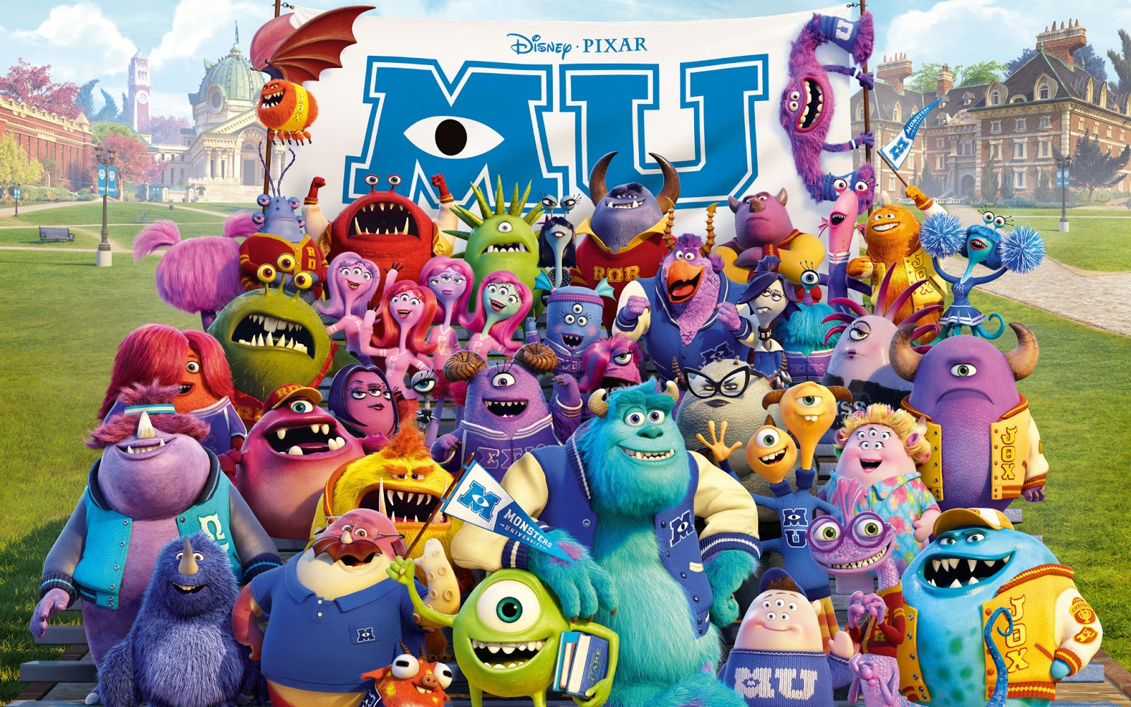 Aruls Movie Review Blog REVIEW 3D REVIEW Monsters University