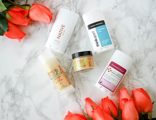 Best Natural Deodorants:  A Review / Midwesternmama.com