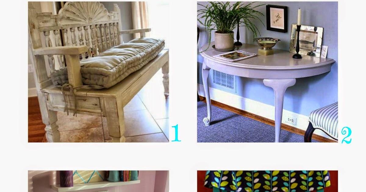 Riciclo vecchi tavoli- Idee geniali dal web