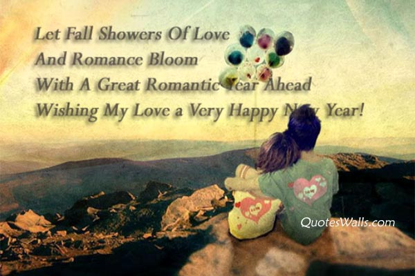 New Year Quotes For My Love: Happy New Year Love Quotes Pictures For Lovers