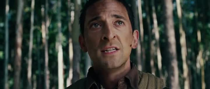 Screen Shot Of Predators (2010) Dual Audio Movie 300MB small Size PC Movie