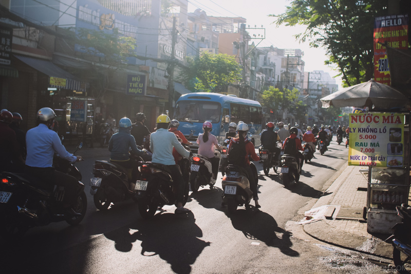 Vietnam Dec'16: Ho Chih Min City – A Travelogue