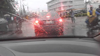 FRSC gives important tips on driving during the rainy season and tyre maintenance