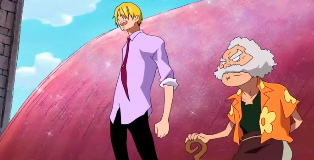 One Piece Episódio 319