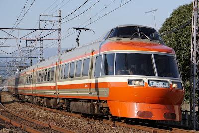 小田急電鉄7000形LSE