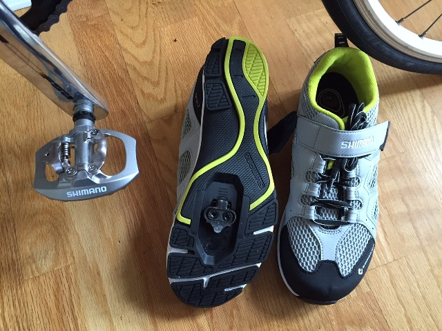 Road Pedal With Mtb Shoe Bike Forums
