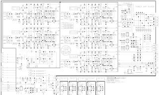 HARMAN KARDON AVR2550  MAIN BOARD  SCHEMATIC DIAGRAM