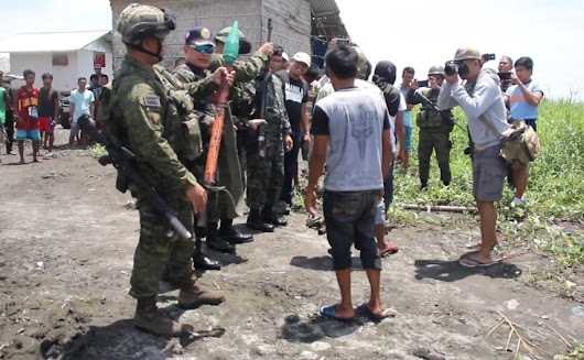 Enlightened BIFF rebels surrender in Maguindanao