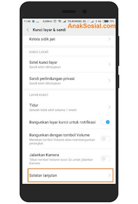 Langkah Langkah Membuat Nama Pemilik di Layar Kunci Xiaomi 2