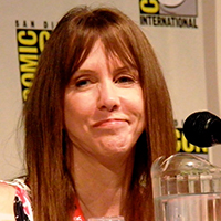 Laraine Newman at the San Diego Comic-Con 2011 photo by Steven