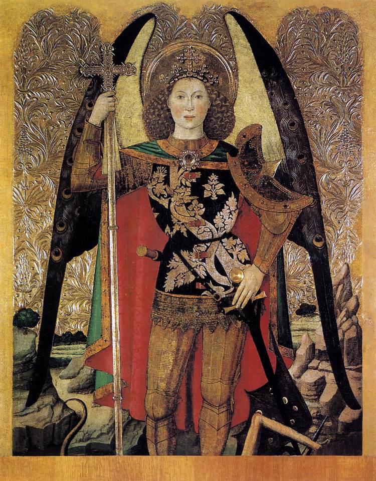 St Jude Heritage >> Icons & Imagery: TWENTY SAINTS IN TWENTY DAYS: PART 12 – ST MICHAEL