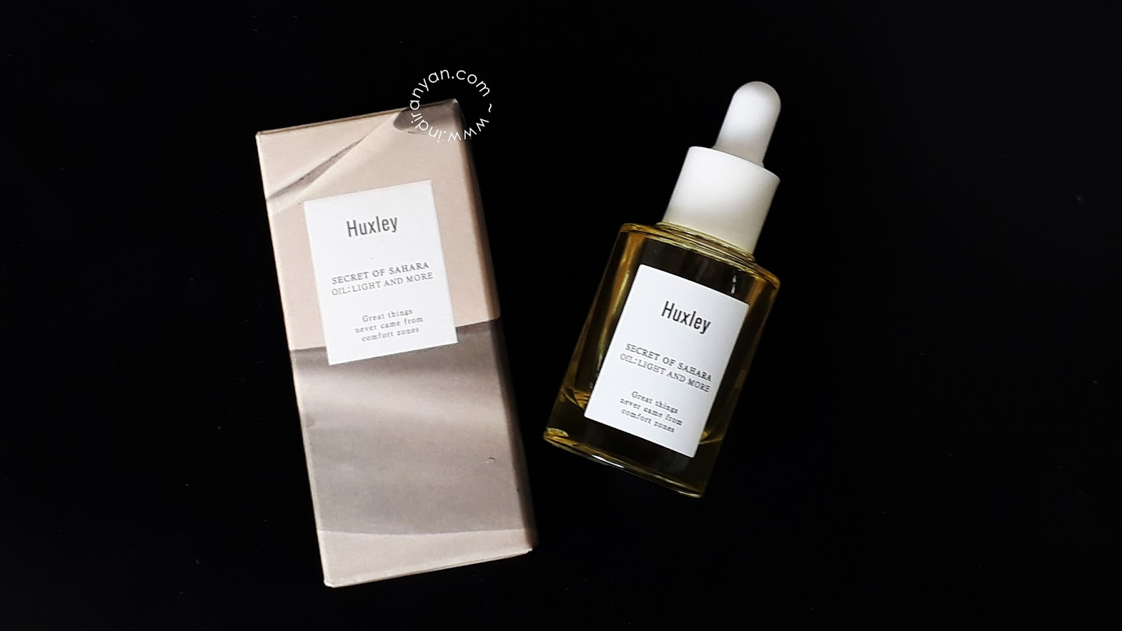 huxley-oil-light-and-more, huxley-indonesia-review